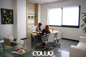Ufficio dirigenziale tra i servizi di Legnano Coworking