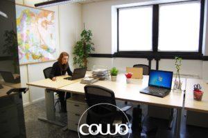 Legnano Coworking: ufficio in affitto