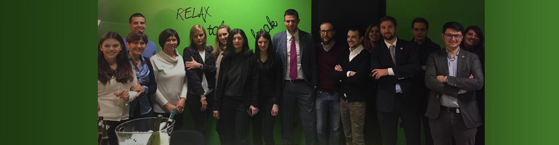I giovani di Confindustria Alto Milanese a LegnanoCoworking