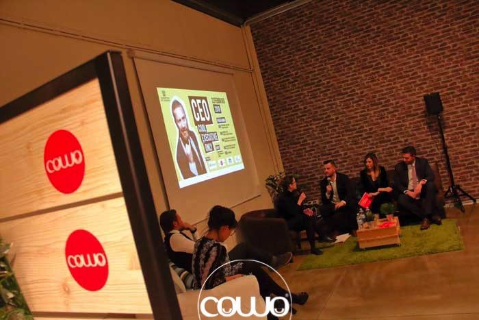 Spazio eventi Legnano Cowo