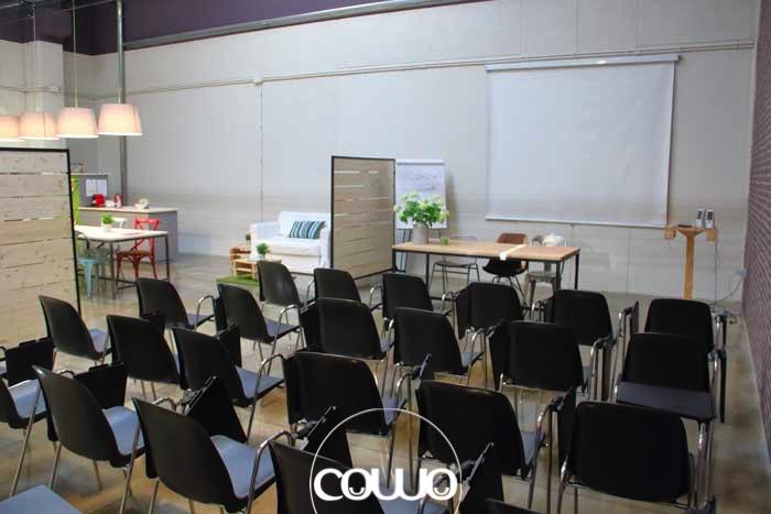 Spazio eventi Coworking Legnano