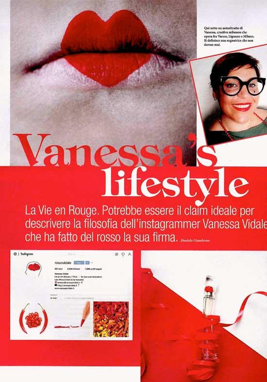 Vanessa Vidale art director