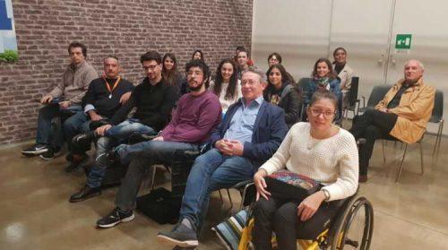 Corso giornalismo glocal al Cowo Legnano Coworking